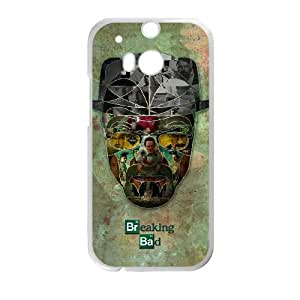 HTC One M8 Cell Phone Case White Breaking Bad A zyaj