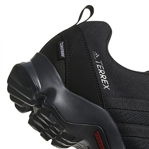adidas Terrex Ax2 CP, Stivali da Escursionismo Uomo Nero (Negbás/Negbás/Carbon 000)