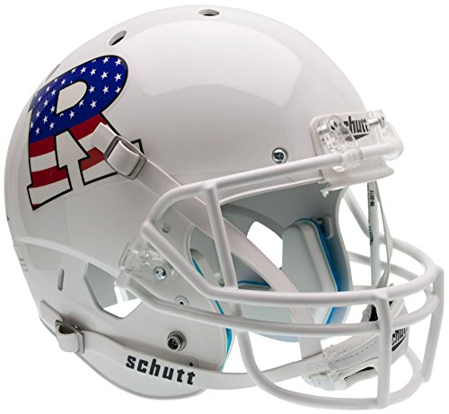 - NCAA Rutgers Scarlet Knights Replica XP Helmet - Alternate 1 (Flag White)