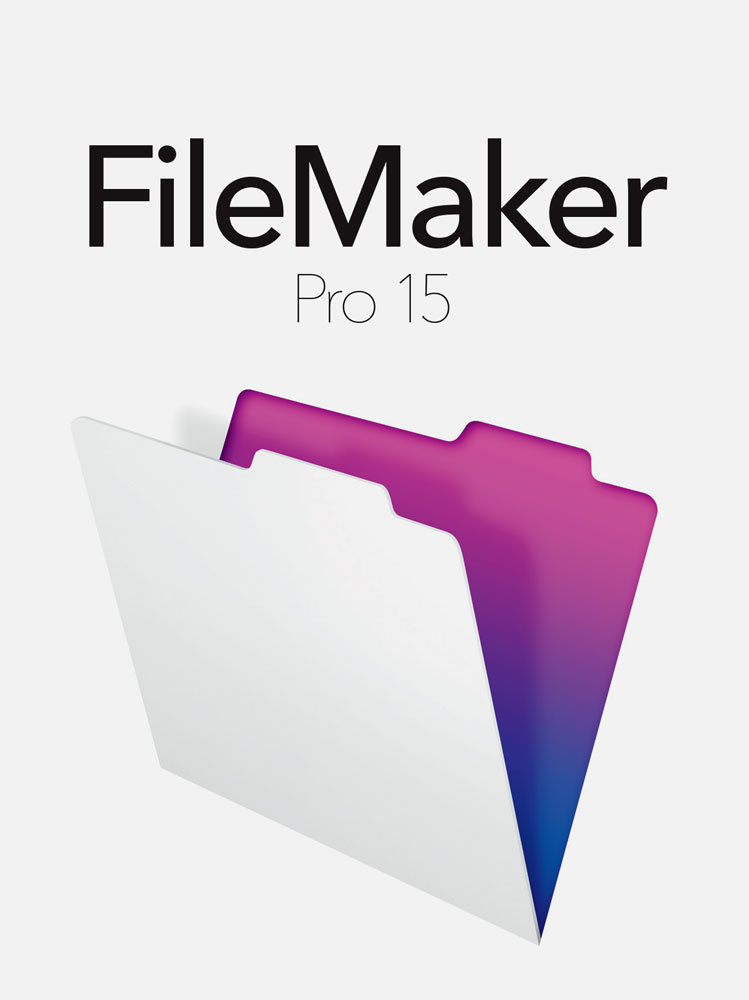 Software : FileMaker Pro 15 Download Mac [Online Code]