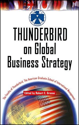 Thunderbird on Global Business Strategy pdf