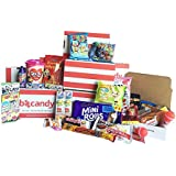 Bocandy - International Candy and Snack Box (6 to 9 items included)
