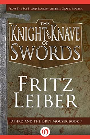 book cover of Farewell to Lankhmar