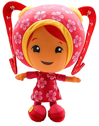 Team Umizoomi- Milli 10'' Plush by Nickelodeon Universe (Image #3)