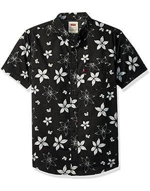Men's Gatland Short Sleeve Woven Shirt
