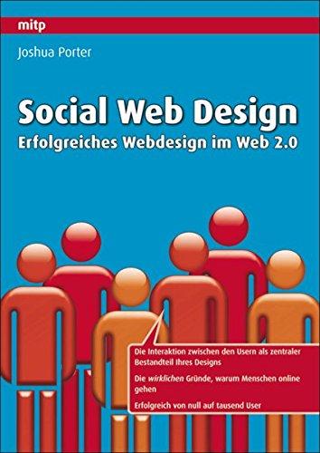 Social Web Design: Erfolgreiches Webdesign im Web 2.0