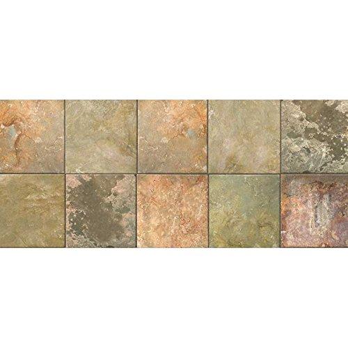 Bungalow Flooring Clean Slate Decorative Mat Rug Size: 25