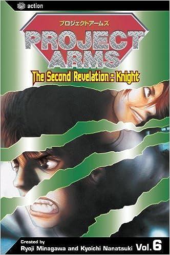 Book Project Arms, Vol. 6 by Kyoichi Nanatsuki (2004-10-12)