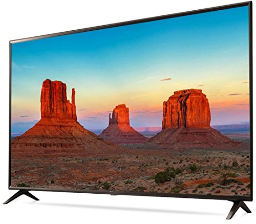 LG 139 cm (55 inches) 55UK6360PTE 4K LED Smart TV (Black)