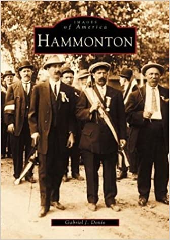Book Hammonton (NJ) (Images of America) by Gabriel Donio (2002-07-14)