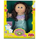 Cabbage Patch Kids Doll – Mermaid, Caucasian Girl, Brunette, Baby & Kids Zone