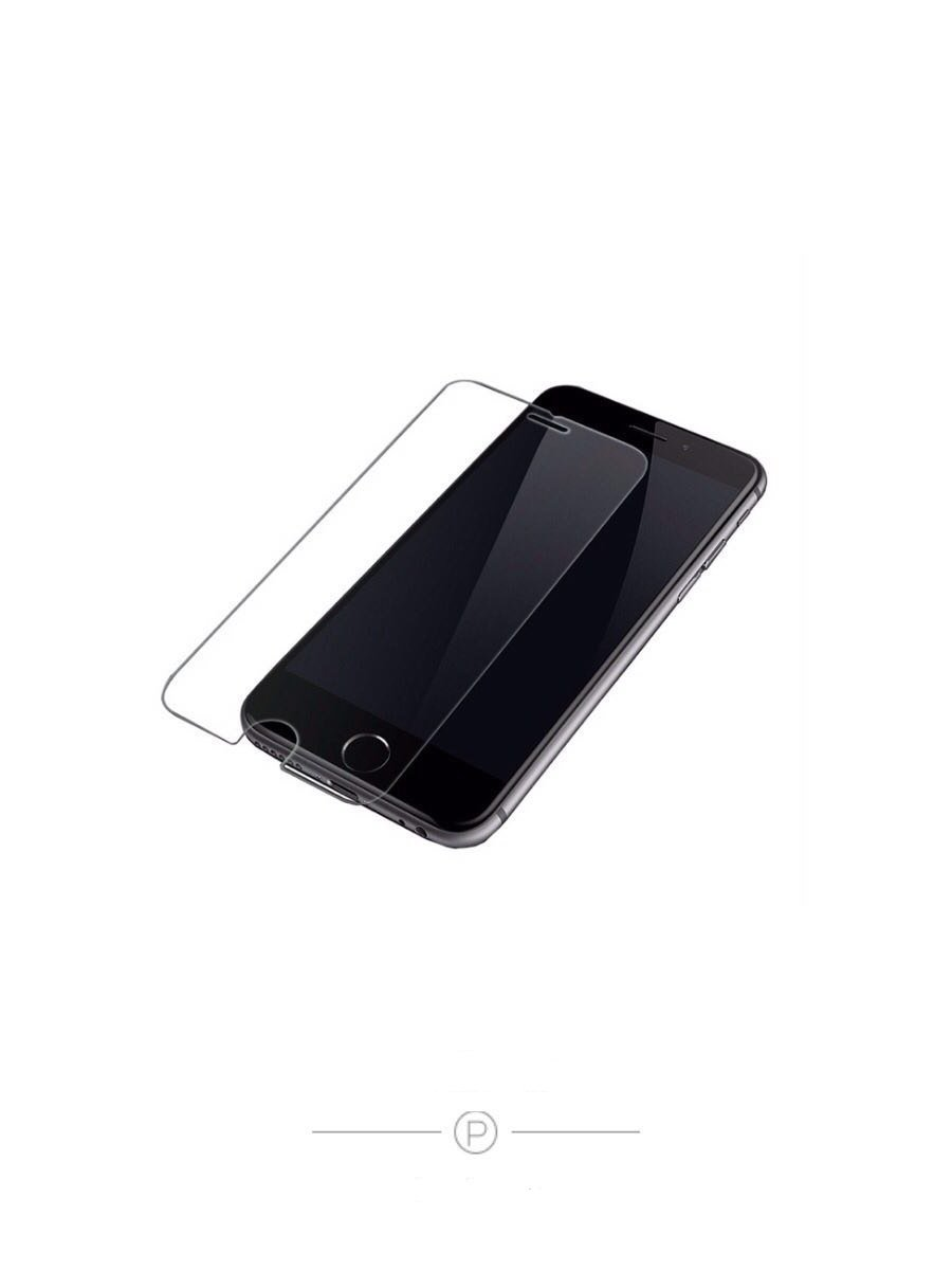 iPhone 7 8 Premium Glass Screen Protector, Smooth as Silk and Amazing Touch Feeling
