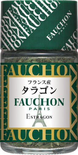 FAUCHON tarragon (France production) 7gX5 pieces by FAUCHON spices