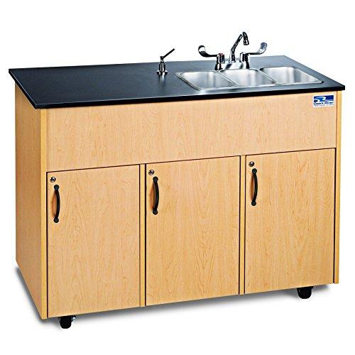 Ozark River Portable Sinks ADAVM-LM-SS3N Advantage 3