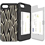 SKINU iPhone 7 Case, Designer Pattern [Shockproof 2 in 1 Hybrid] Rugged [Heavy Duty Combo] [Dual Layer] High Impact… 8 Easy snap-on form-fitted slim and light weight hybrid fashion case Large cutouts fit most cables while protecting the phone and camera Two-part construction of shock-absorbing TPU and durable hard polycarbonate