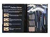 Cameo Perfect Brow Makeup, Dark Brown
