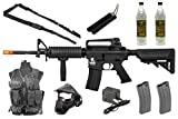 Best Airsoft Gun Starter Package (Black)