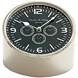 Exquisite Steel Table Clock