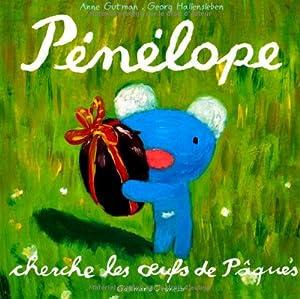 """Afficher """"Pénélope tête en l'air n° 13 Pénélope cherche les oeufs de Pâques"""""""