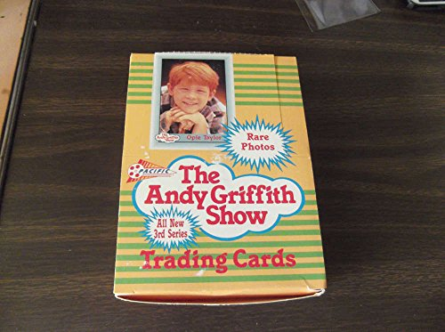 1991 The Andy Griffith Show Hobby Box - 3rd Series (36 Packs/10 Cards) (Card Tv Show Trading)