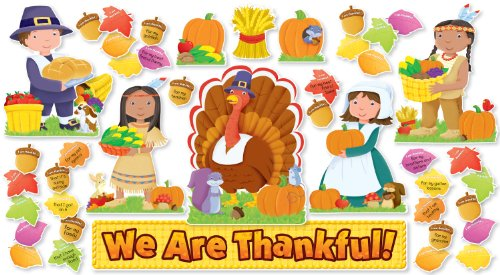 We Are Thankful! Bulletin Board (SC546914)