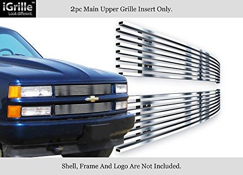 95 chevy k1500 billet grill - 4