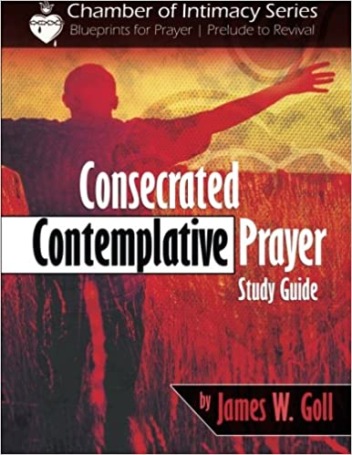 Consecrated Contemplative Prayer Study Guide