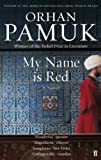 My Name is Red by Orhan Pamuk front cover
