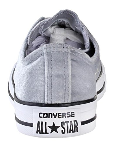 White Low White Converse Grey Top Taylor All Sneaker Canvas Chuck Star Seasonal qxwvU7YPxT