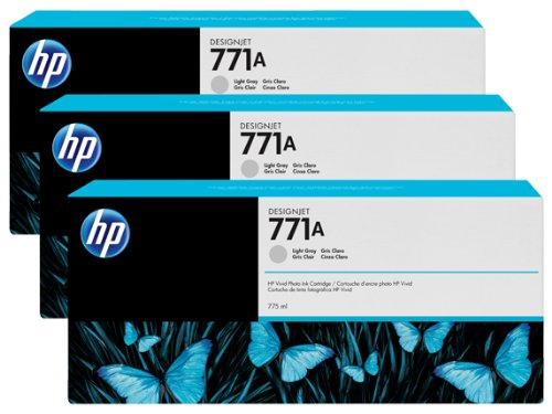 HP 771A Ink Cartridge - Light Gray