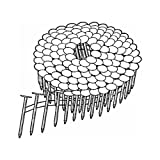 Nail Coil 120 Roof 7/8''Galv. 7200 Per Box