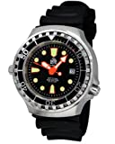 Tauchmeister Automatic, 1000m Dive Watch with Helium Release Valve and Sapphire T0264