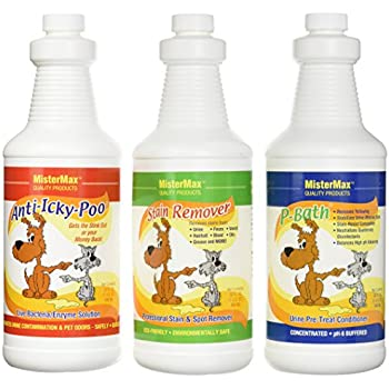Amazon Com Mistermax Anti Icky Poo Odor Remover 1 Pint
