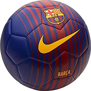 Amazon Com Nike Fc Barcelona Prestige Soccer Ball