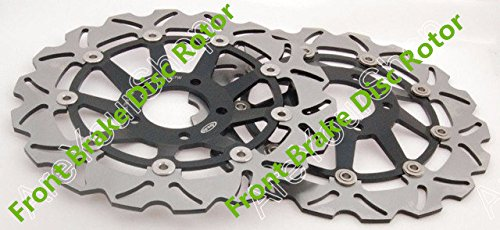 GOWE Motorcycle Front Brake Disc Rotor For Suzuki RG F GAMMA / RGV GAMMA / GSX 750 / VZ MARAUDER Styling Covers 0