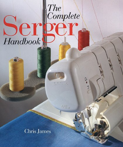 how to use a serger - 1