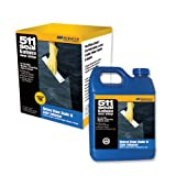 Miracle Sealants SE/EN 4- Pack SG 511 Seal and Enhance Penetrating Sealer And Color Enhancer Contractor Pack, 4-Quart