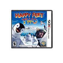 Happy Feet Two: The Videogame - Nintendo 3DS