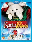The Search For Santa Paws (Two-Disc Blu-ray/DVD Combo)