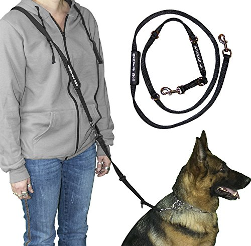Activedogs Service Dog Leash Hands Free Leash (7.5