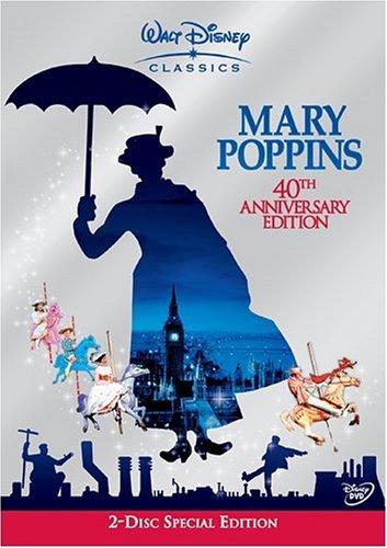 洋画で人気のおすすめミュージカル映画ランキング18位「メリー・ポピンズ」