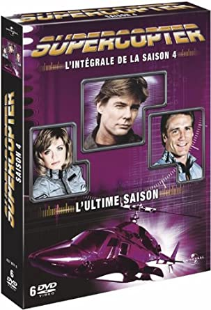 supercopter saison 4