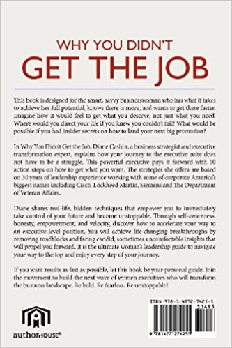 Why You Didn't Get the Job!: Ten Steps for Success In Business - A ...