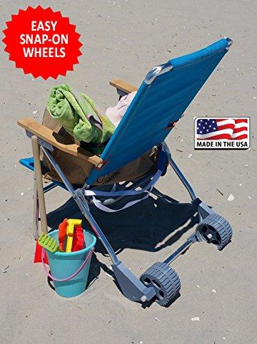 NJTravel.com Beach Chair Wheels]()