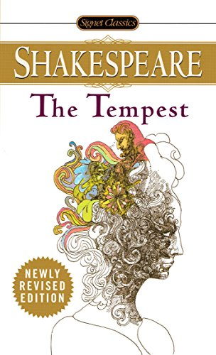 Book cover for The Tempest