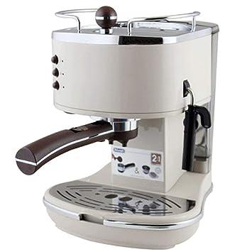 LJZQ Máquina de café de presión de bomba LJINM Capacidad del tanque de agua de 1.4 litros 1100 vatios (verde): Amazon.es: Hogar
