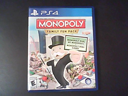 Price comparison product image Ubisoft Monopoly Family Fun Pack