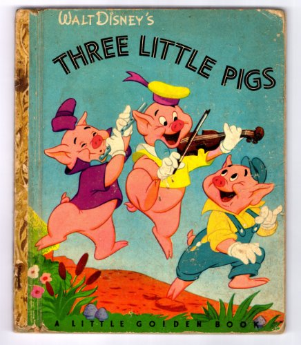 Walt Disneys Three Little Pigs - 8