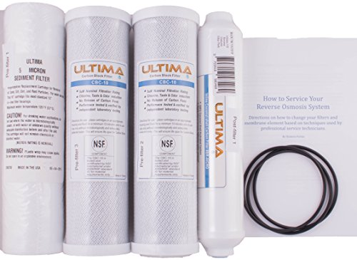 Price comparison product image Ultima VII 5 Stage Filter Pack