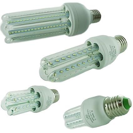 FuturPrint - Bombillas LED de larga duración, última generación, ultra luminosas y eficientes,